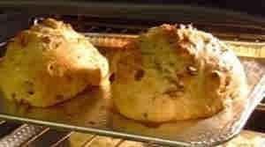 طريقه عمل خبز الصودا