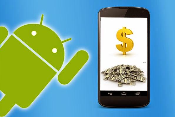 Cara Mendapatkan Uang Dari Aplikasi Android | Solusi Gadget