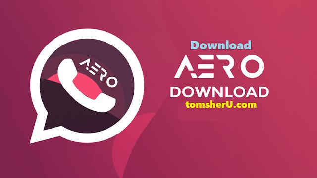 Whatsapp Aero Terbaru V 8.12 Anti Ban Anti Blokir APK Download tomsheru.com