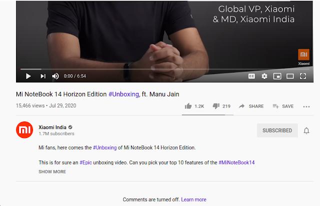 Xiaomi-blocking-customer-interaction