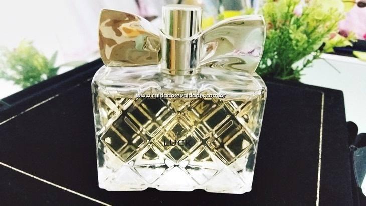 Resenha Perfume Avon Luck