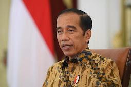 Presiden: Hasil TWK Tidak Menjadi Dasar Pemberhentian Pegawai KPK yang Tak Lulus