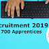 SBI Recruitment 2019: Apply for 700 Apprentices