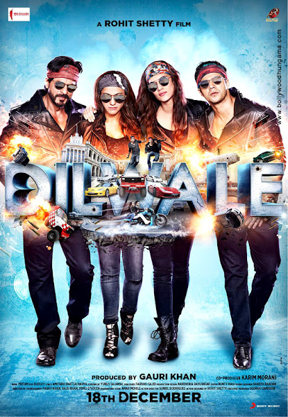 Dilwale (2015) Movie Poster No. 2