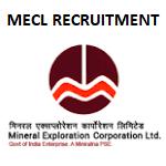 MECL Non Executives Recruitment 2019