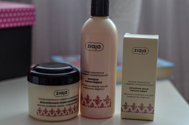 Ziaja products