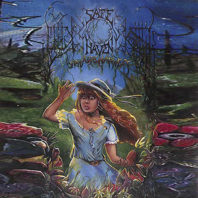 """Ο δίσκος των Safe Haven """"Savage Harvest"""""""