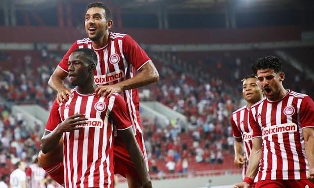 Ολυμπιακός-Νέφτσι Μπακού 1-0: Πρώτο βήμα πρόκρισης για τους ερυθρόλευκους