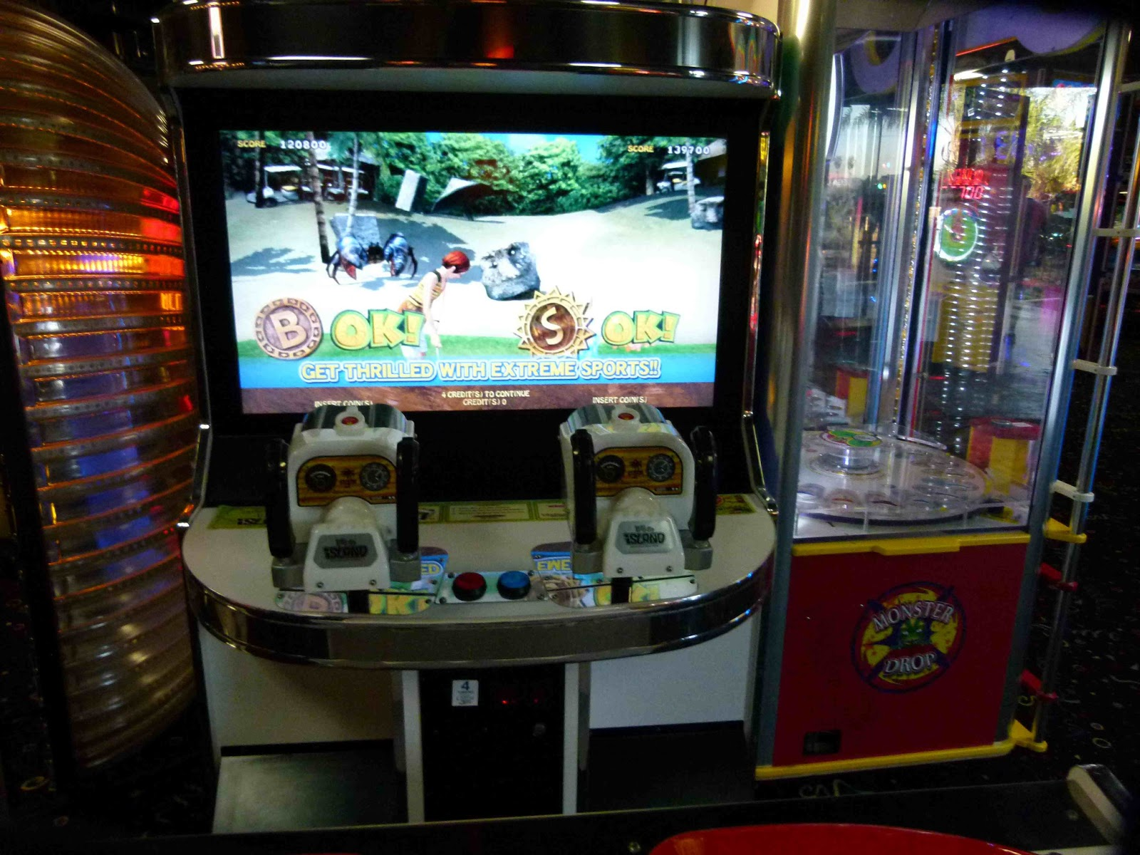 Things To Do In Los Angeles Arcades In La Castle Park Is