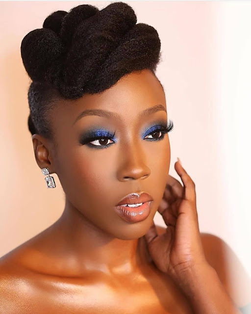 2019 Super Cute Makeup Ideas for Dark Skin Women