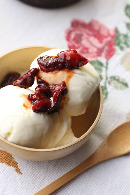 yaourt grec glacé maison