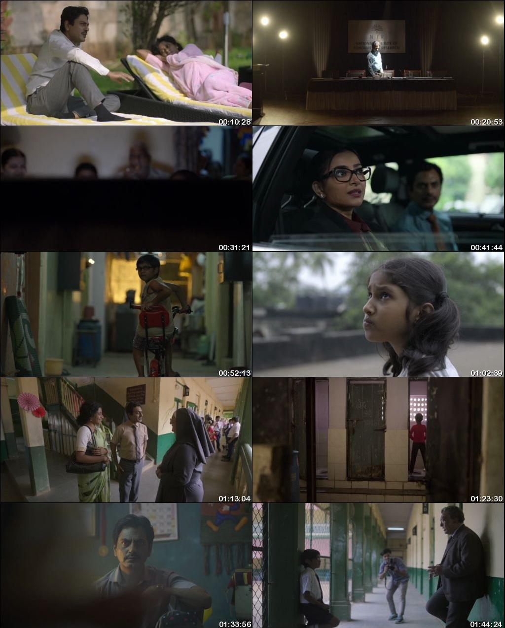 Watch Online Free Serious Men (2020) Hindi Movie Download 480p 720p