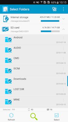 تطبيق حذف الملفات المكررة في الهاتف, تطبيق Search Duplicate File للأندرويد, Search Duplicate File pro paid apk