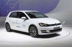 VW Golf TGI BlueMotion