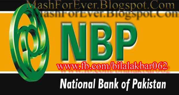 Pmyts national bank of pakistan assan account information - National bank of pakistan head office ...