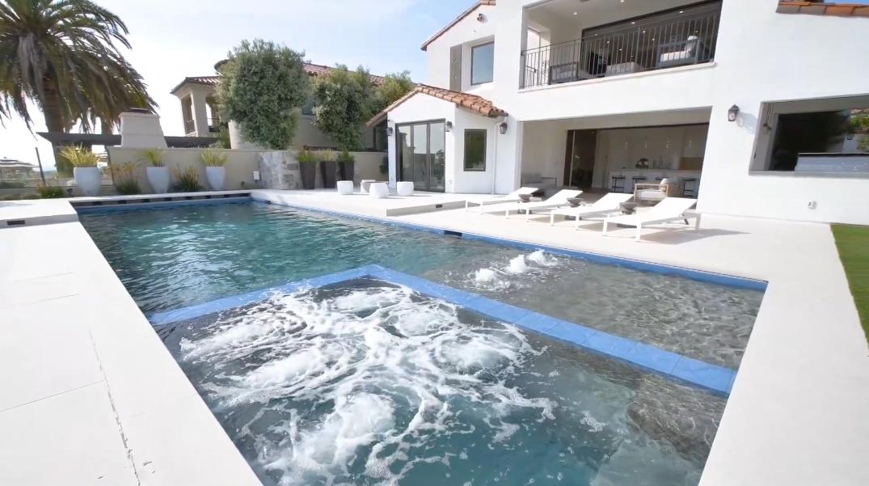 32 Photos vs. Tour 14 Sandy Cove, Newport Coast, CA Luxury Home Interior Design