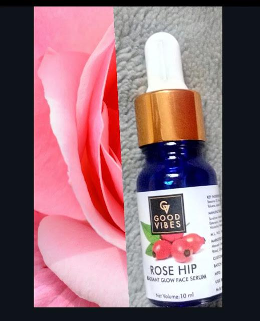 #good vibes serum #anti aging serum