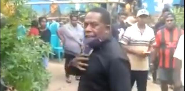 Polri Punya Bukti CCTV Adik Ipar Edo Kondologit Dipukuli Tahanan Lain