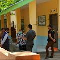 Kajari Kep. Selayar Kunjungi Desa Rajuni, Lakukan Pemeriksaan Fisik Dana Desa