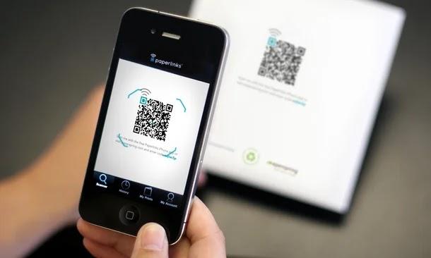 كيفية مسح رموز QR في هاتف Android