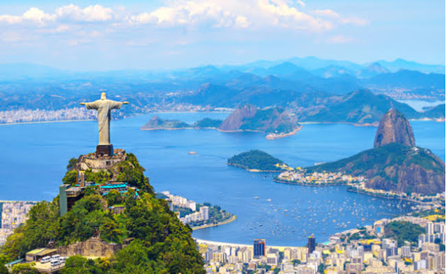 Most Populated Countries - Brazil