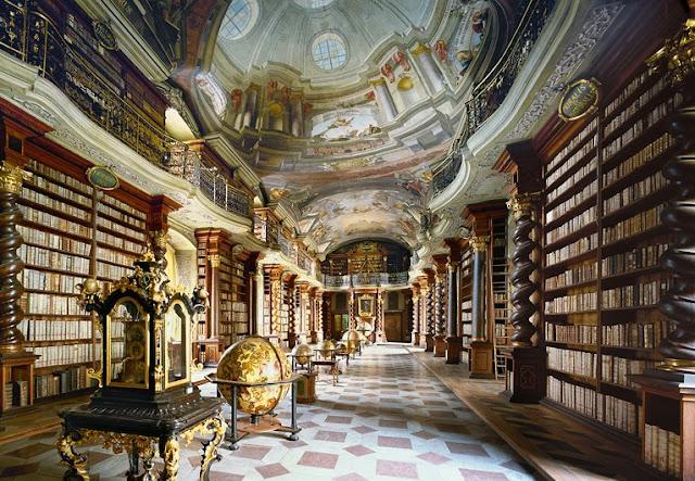 Biblioteca Klementinum (Praga)