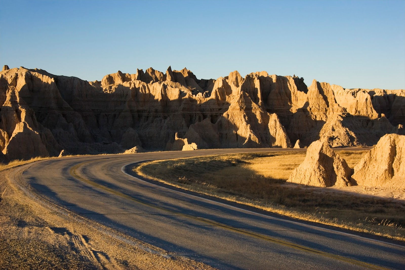 Midwest: Badlands Scenic Loop