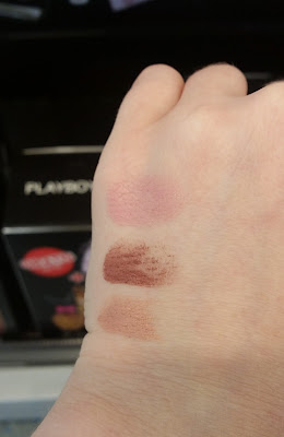 SOFT NUDE LIPSTICK Swatch