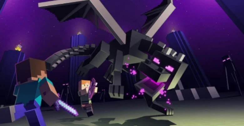 How to pass Minecraft: Find the Enderdragon and how to kill him