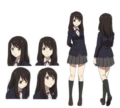 โคกามิ ยูริโกะ (Kogami Yuriko) @ Beautiful Bones: Sakurako's Investigation สืบจากกระดูก