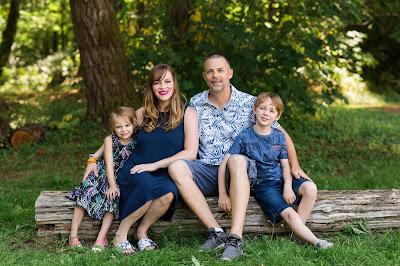 Jay Hix Jones and family - Hunter Rose