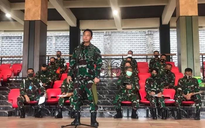 Tegas! Oknum TNI AD yang Tersangkut Kasus Perusakan Polsek Ciracas Akan Dipecat