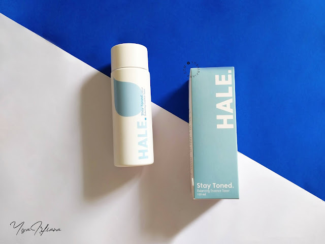 HALE STAY TONED BALANCING ESSENCE TONER!