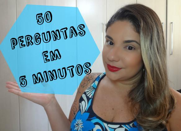 50 perguntas em 5 minutos