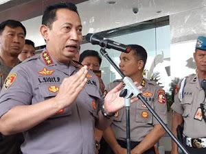 Pernah jadi Ajudan Presiden Jokowi Jalan Mulus jadi Kapolri, Seperti Ini Reaksi Komjen Sigit