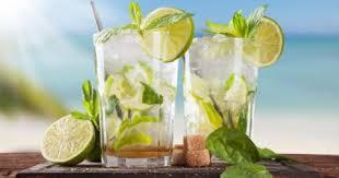 HIERBABUENA CON LIMON - Para Qué Sirve, Beneficios del Té o Infusión de Hierbabuena con Limon