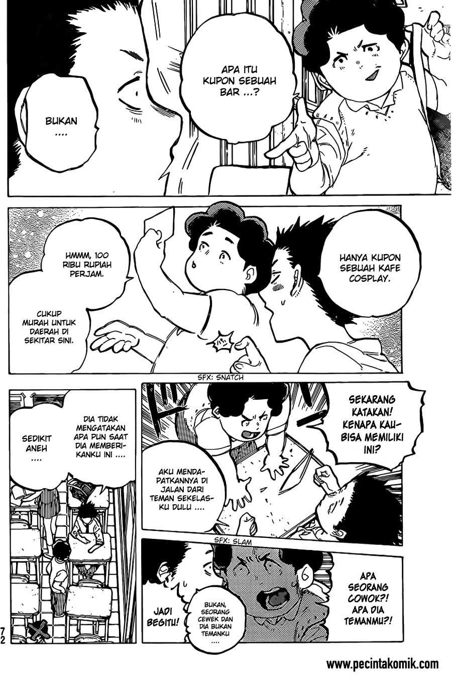 Koe no Katachi Chapter 19-5