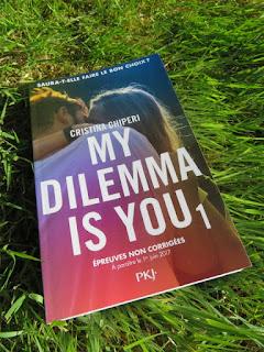My dilemma is you Cristina Chiperi