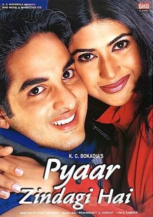 Pyaar Zindagi Hai 2001 Hindi HDRip 720p