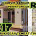 Desain Ruko Minimalis 2 Lantai dan RAB