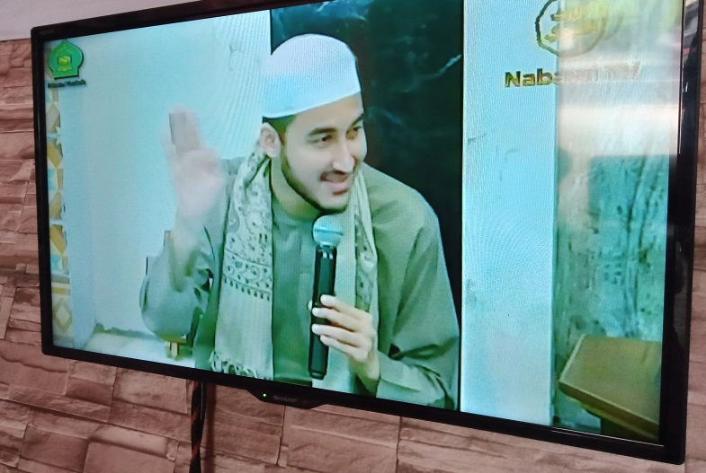 Parabola Islami Al-bahjah TV majalengka