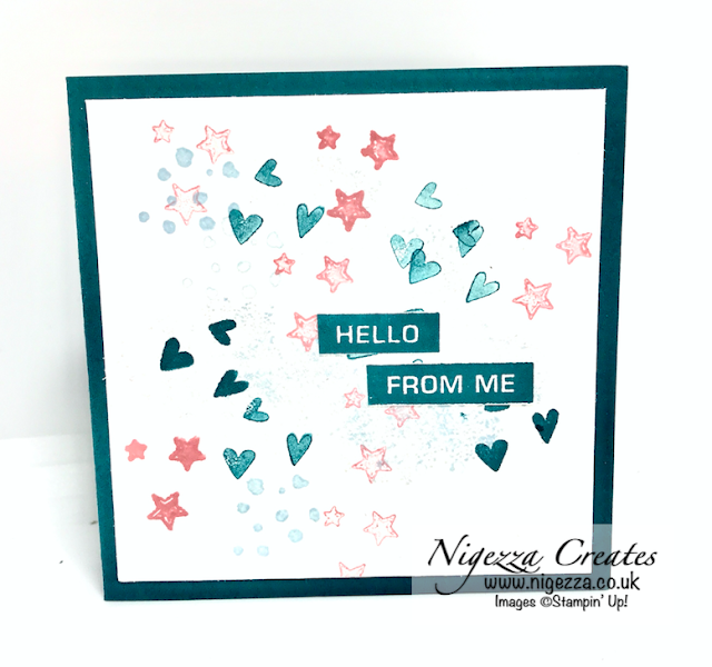 Nigezza Creates With Stampin' Up! Label Me Bold