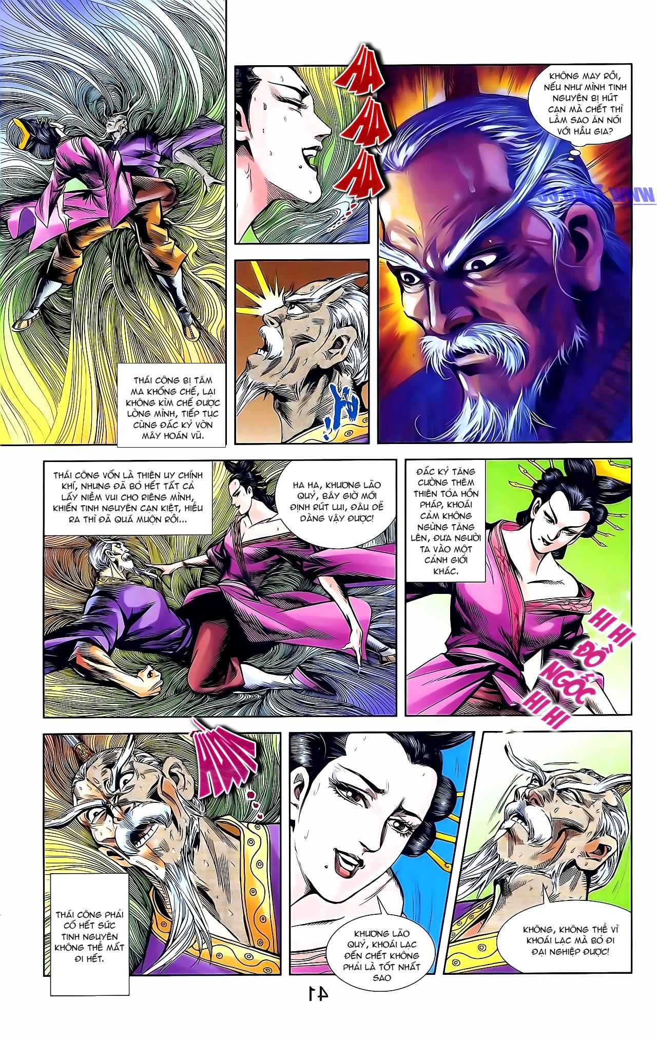 Cơ Phát Khai Chu Bản chapter 162 trang 19