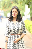 Swathi Reddy Looks super cute at London Babulu theatrical trailer launch ~  Exclusive 076.JPG