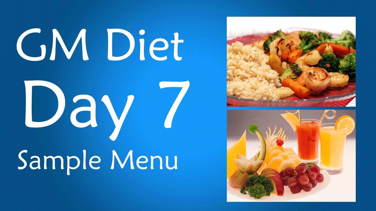 Diet GM, Cara Cepat Turun Berat Badan Dalam 7 Hari