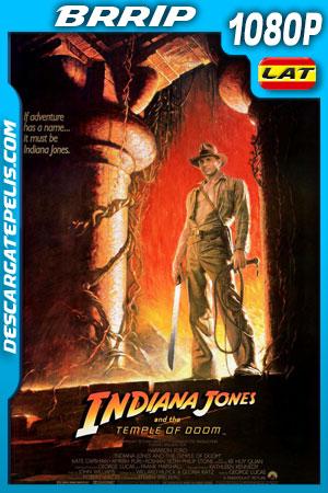 Indiana Jones y el templo de la perdición (1984) 1080p BRrip Latino – Ingles