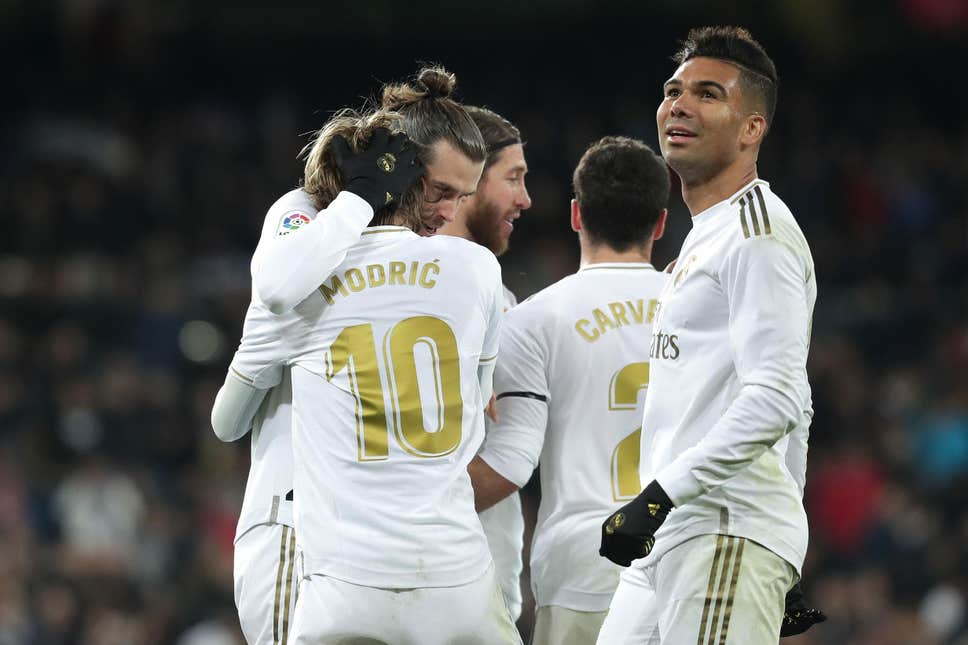 Real Madrid's Champions League draw is full of danger... however no one can need to face them within the last sixteen