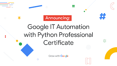 Coursera's Google IT Automation with Python Professional Certificate Review