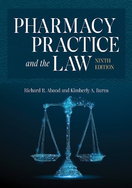 Pharmacy Practice and the Law by Richard Abood (Kainat Fatima)