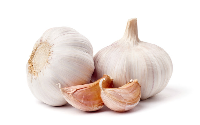 Bawang Putih - Rahasia BUmbu Dapur Untuk Herbal